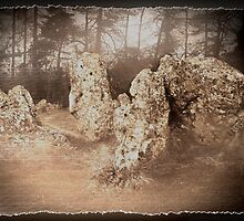 Henge of stones in Oxfordshire (#3 of 3) by GlennB