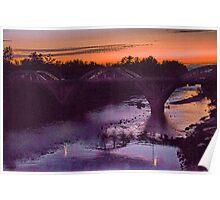 grants pass bridge Poster