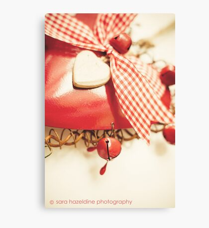 Vintage Christmas Canvas Print