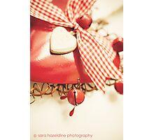 Vintage Christmas Photographic Print