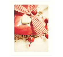 Vintage Christmas 5x7 Art Print