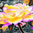 YELLOW ROSE  by Jupiter Queen
