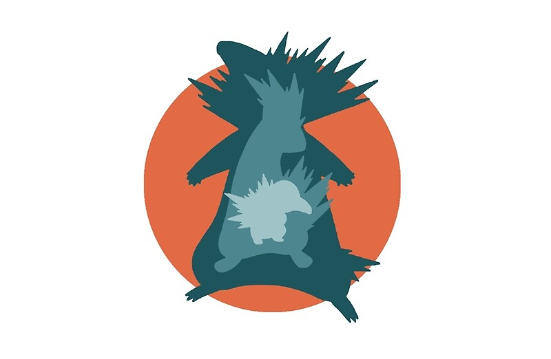 cyndaquil typhlosion quilava - photo #17
