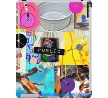 Breathe Easy live iPad Case/Skin