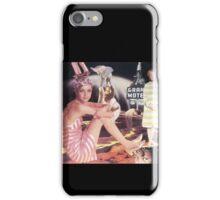 Thank You, Twiggy! iPhone Case/Skin