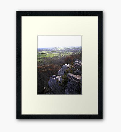 Mt Barker Summit 2 Framed Print