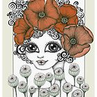 Charming Poppy by Danielle Reck