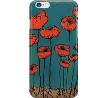 Devotchka Poppies iPhone Case/Skin