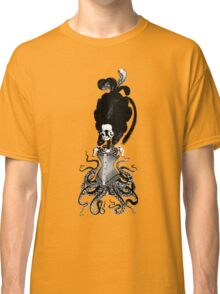Octopus Skeleton Woman Classic T-Shirt