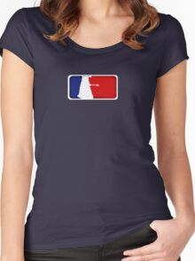 Exterminate V.1 Women's Fitted Scoop T-Shirt