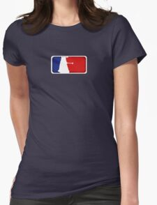Exterminate V.1 Womens Fitted T-Shirt