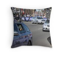 Support Teams Throw Pillow