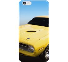 Plymouth Muscle iPhone Case/Skin