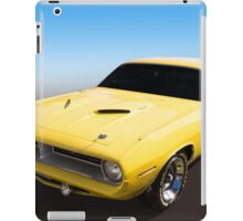 Plymouth Muscle iPad Case/Skin
