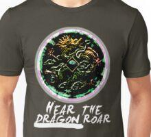 """Hear the Dragon Roar"" Dragon Mirror Unisex T-Shirt"