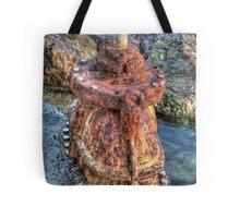 Freshwater Ocean Pool Pump Tote Bag