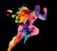 Running Man by anungbisa4