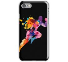 Running Man iPhone Case/Skin