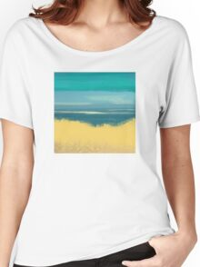 Summer beach Women's Relaxed Fit T-Shirt