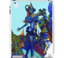 """Cyberian"" Android Goddess MIX 1 iPad Case/Skin"