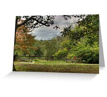 The History of Concord, Massachusetts USA Greeting Card