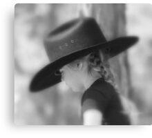 """Top Hat"" Canvas Print"