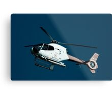 Helicopter ride Metal Print