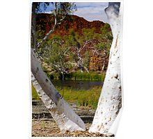 Harding Dam, Western Australia Poster