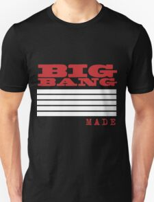 BigBang Made Unisex T-Shirt