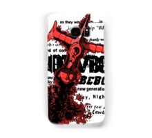 See you space cowboy... Samsung Galaxy Case/Skin