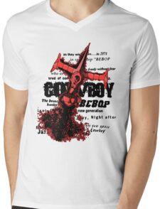 See you space cowboy... Mens V-Neck T-Shirt