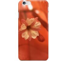 Rustic Floral Under the Scope iPhone Case/Skin