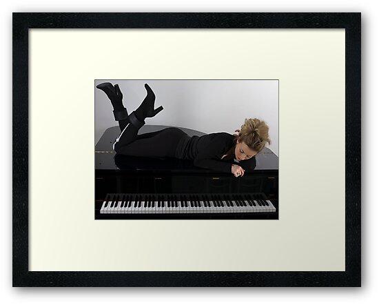 piano for pleasure by Aleksandar Topalovic