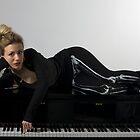 I can't reach the brakes on this piano! by Aleksandar Topalovic