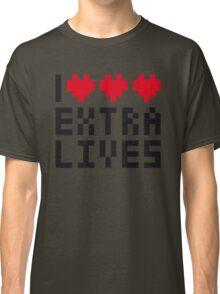 Extra Lives Classic T-Shirt
