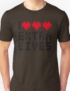 Extra Lives Unisex T-Shirt
