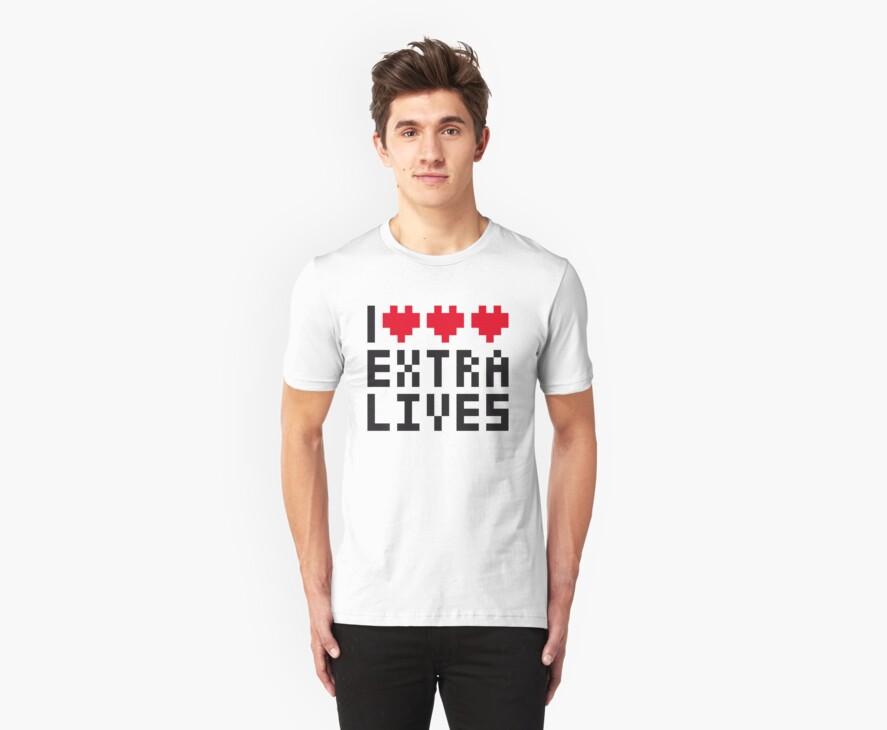 Extra Lives by SevenHundred