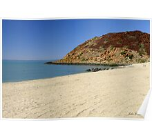Hearson Cove, Karratha Poster