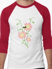 Little Bee .. an enchanting tee shirt Men's Baseball ¾ T-Shirt