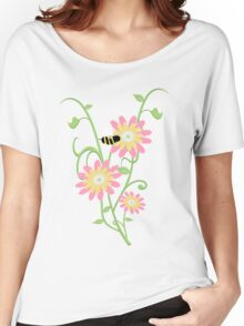Little Bee .. an enchanting tee shirt Women's Relaxed Fit T-Shirt
