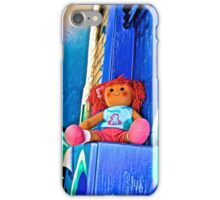 Back Alley Fuse Boxing Doll iPhone Case/Skin