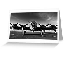 b-29 Greeting Card