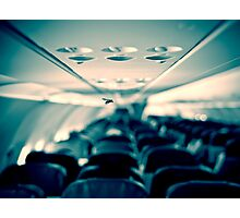 Flight in flight Photographic Print