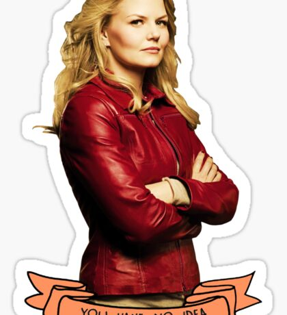 Emma Swan Sticker