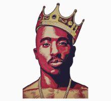 Tupac 2pac King of Hip Hop Shirt by shirtking