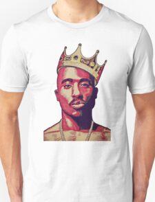 Tupac 2pac King of Hip Hop Shirt T-Shirt