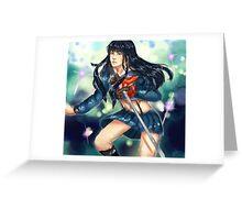 Senketsu Satsuki Greeting Card