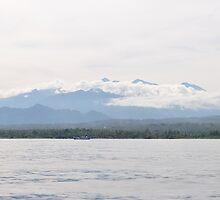 Mist of Mount Rinjani  by markdavies87