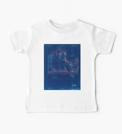 Massachusetts  USGS Historical Topo Map MA Marthas Vineyard 352838 1894 62500 Inverted Baby Tee