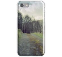 Further Along the Path iPhone Case/Skin